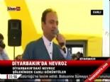 Osman Baydemir: Nevruz barışın ve kardeşliğin tecellisi olsun