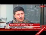 Altan Tan Kutlamalarda Türk Bayrağının Neden Olmadığını Anlattı