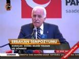 Erbakan Sempozyumu  online video izle
