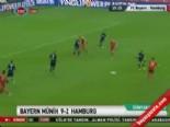 bundesliga - Bayern Münih - Hamburg: 9-2 Maçın Özeti