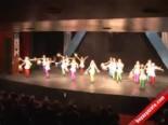 Adana'da Anadolu Ateşi'nden Barışa Katkı Dansı