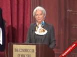 Uluslararası Para Fonu (IMF) Başkanı Christine Lagarde'den Kolay Para Açıklaması