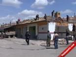 Aksaray'da Yıkımı Belediye Değil Hurdacılar Yaptı