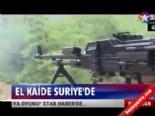 el kaide - El Kaide Suriye'de
