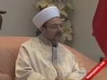 Diyanet İşleri Başkanı Mehmet Görmez'den Diyarbakır Valisi Mustafa Toprak'a Ziyaret