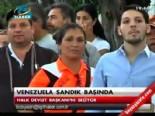venezuela - Venezuela sandık başında