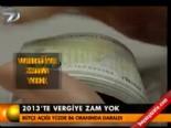 2013'te vergiye zam yok  online video izle