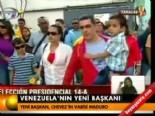 venezuela - Venezuela'nın yeni başkanı