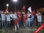 TCDD Çalışanları Adana'da Bir Gün İş Bıraktı
