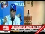 venezuela - Venezuela'da seçim tartışması