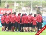 Trabzonspor Eskişehirspor Maçı Hazırlıklıkları