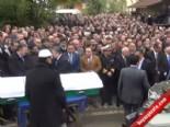 AK Parti'li Ercan Candan'ın Kardeşi Özcan Candan son yolculuğuna uğurlandı