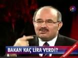 erdogan bayraktar - Bakan kaç lira verdi?