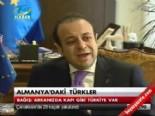 egemen bagis - Bağış 'Arkanızda kapı gibi Türkiye var'