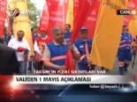 Vali'den 1 Mayıs açıklaması  online video izle