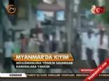 myanmar - Myanmar'da kıyım