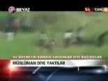 myanmar - Müslüman diye yaktılar