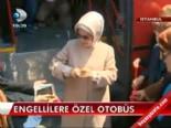 iett - Engellilere özel otobüs  Videosu