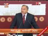 oktay vural - PKK'lılar 'Aktivist' oldu