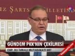 faik oztrak - Gündem PKK'nın çekilmesi