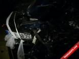 Bursa İnegöl'de Düğün Sonrası Kaza