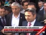ahmet aydin - Ak Parti Güneydoğu Çıkarması