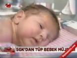 sgk - SGK'dan tüp bebek müjdesi