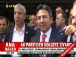 ahmet aydin - AK Parti'den Bölgeye Ziyaret