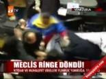 venezuela - Meclis ringe döndü: 11 yaralı