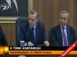 taliban - 8 Türk kurtarıldı