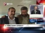 taliban - 4 Türk daha serbest