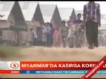 myanmar - Myanmar'da kasırga korkusu