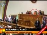 venezuela - Parlemento karıştı