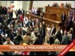 venezuela - Venezuela parlementosu karıştı