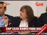 CHP'liler komisyonu bastı  online video izle
