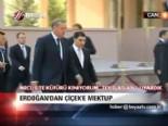 Erdoğan'dan Çiçek'e mektup  online video izle