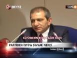 Partiden istifa sinyali verdi  online video izle