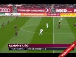 bundesliga - Nürnberg - Bayer Leverkusen: 0-2 Maç Özeti