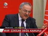 CHP: Bilmece, MHP: Kamufle  online video izle