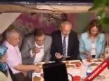 sinan aygun - Kemal Kılıçdaroğlu Orucunu Erken Açtı
