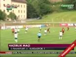 Bursaspor Frankfurt: 1-5 Maç Özeti