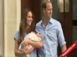 Prens Williams ve Kate Middleton'ın Oğlu