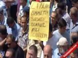 Bursalılar Mısır'daki Katliamı Kınadı