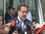 Türkiye'nin Kahire Büyükelçisi Hüseyin Avni Botsalı Ankara'da