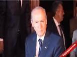 Bahçeli, MYK Üyesi Mehmet Kılıçın Nikah Törenine Katıldı
