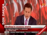 CAS Beşiktaş'ın cezasını onadı!
