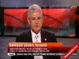 TBMM Dışişleri Komisyonu Başkanı Volkan Bozkır: ABD bu saldırıyı yapmayabilir