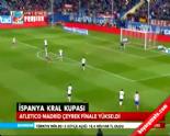 kral kupasi - Atletico Madrid Valencia: 2-0 Maç Özeti ve Golleri  Videosu
