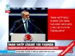 imam hatip liseleri - Başbakan Erdoğan: Ananas Cumhuriyeti Kuralım Demediler
