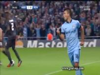 Manchester City 1-1 Roma (Group E) Maç Özeti